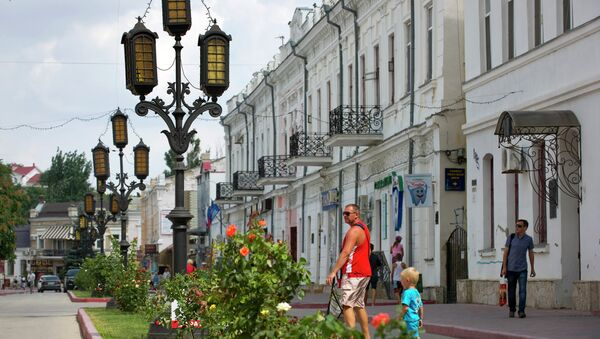 Cities of Russia. Feodosia - Sputnik International
