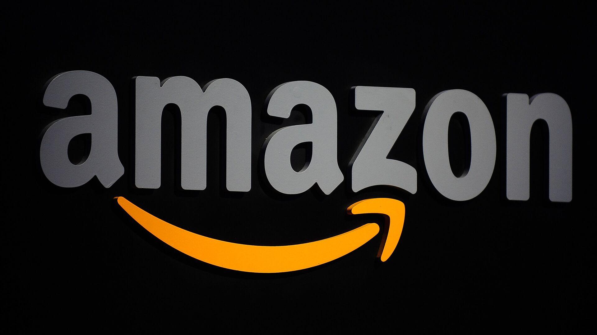 Amazon logo - Sputnik International, 1920, 20.09.2021
