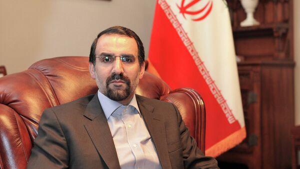 Ambassador of Islamic Republic of Iran to Russia Mehdi Sanaei - Sputnik International