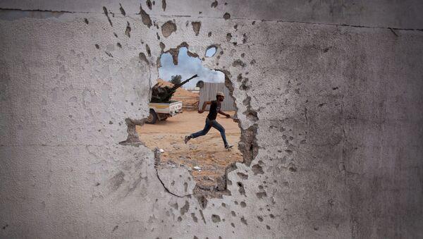 Libya crisis - Sputnik International