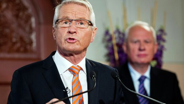 Council of Europe Secretary General Thorbjorn Jagland. File photo - Sputnik International