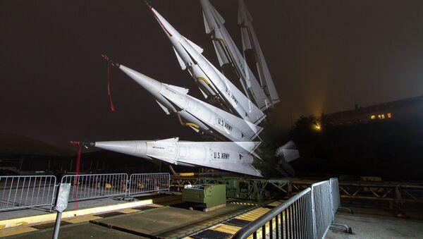 SF-88 Nike Hercules Missile Site - Sputnik International