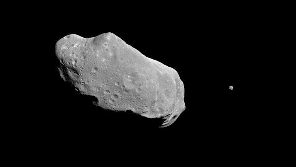 Asteroid Ida and its Moon - Sputnik International