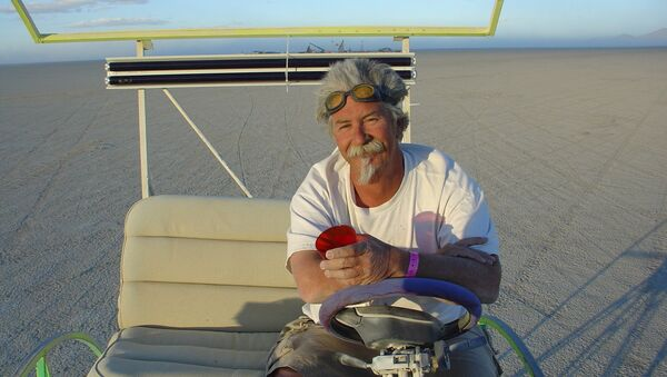 Staffer Found Dead at Burning Man Festival Site - Sputnik International