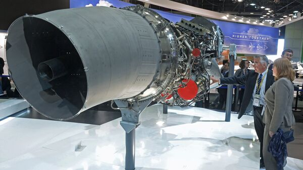 Supersonic jet engine - Sputnik International