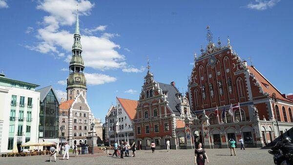 Cities of the world. Riga - Sputnik International