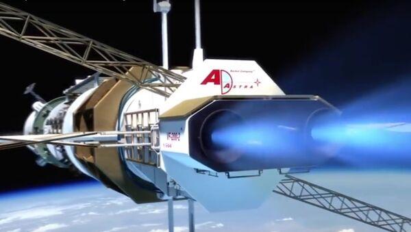 New Plasma Engine for NASA - Sputnik International