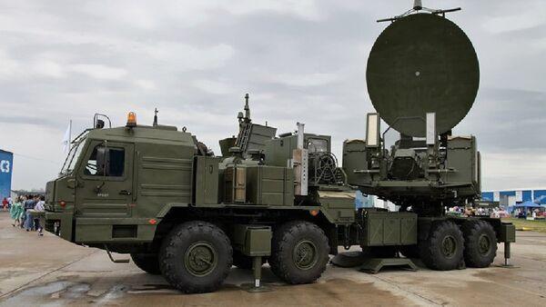 Mobile complex of radio-electronic fight (REB) Krasuha - Sputnik International