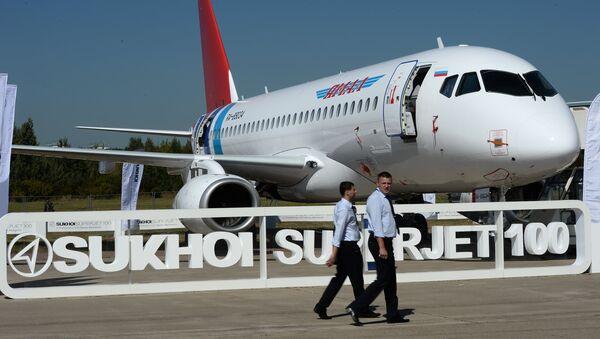 International Aerospace Salon (MAKS 2015) opens near Moscow - Sputnik International