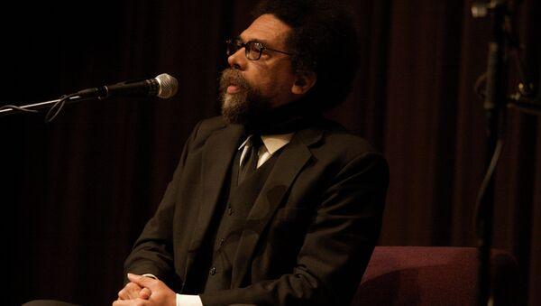 Cornel West Endorses Bernie Sanders for President - Sputnik International