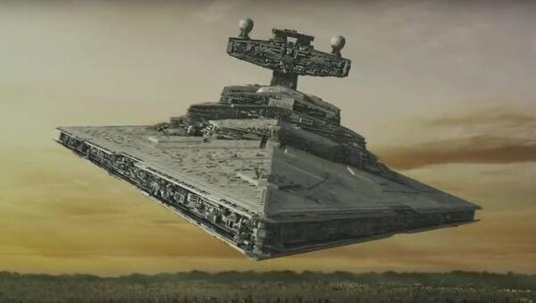 Star Wars Spaceship - Sputnik International