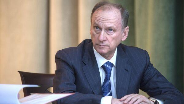 Nikolai Patrushev, Secretary of the Russian Security Council - Sputnik International