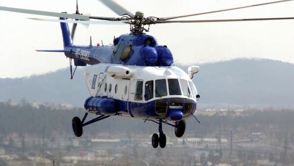 Mi-8/17 - Sputnik International