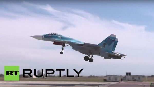 Russia: Land-based aircraft carrier deck simulates the motion of the ocean - Sputnik International