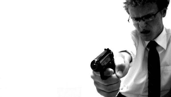 Gun violence - Sputnik International