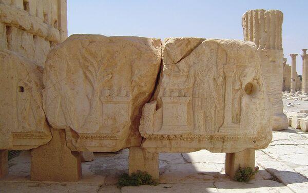 Temple Of Bel, Palmyra - Sputnik International