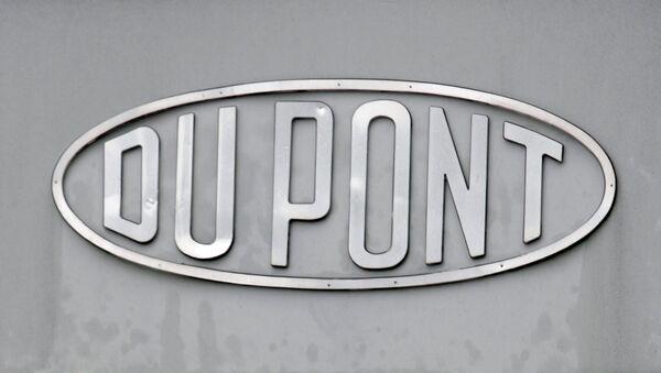 DuPont logo - Sputnik International