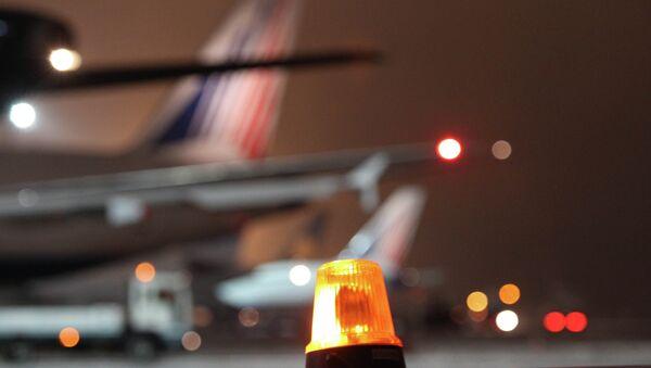 Planes at Domodedovo airport. - Sputnik International