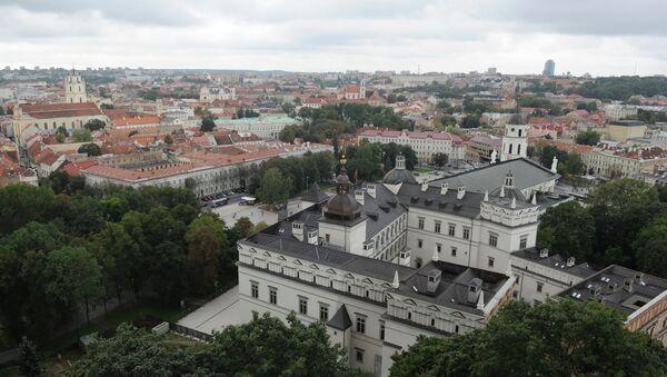 World cities. Vilnius - Sputnik International