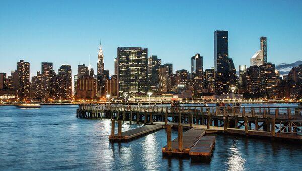 New York City Skyline - Sputnik International