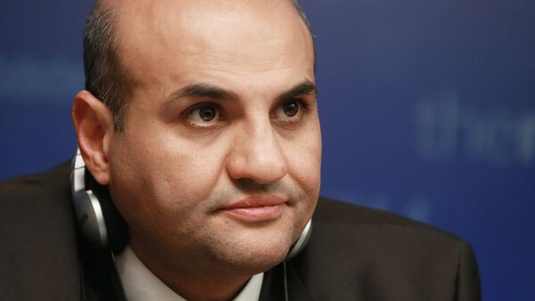 Tarek Al-Ahmad - Sputnik International