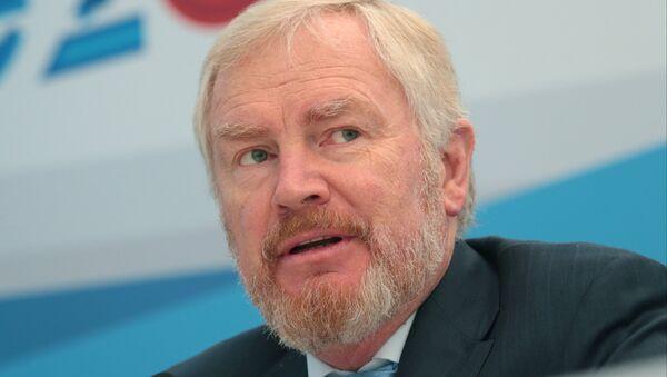 Sergey Storchak, Deputy Finance Minister of the Russian Federation - Sputnik International
