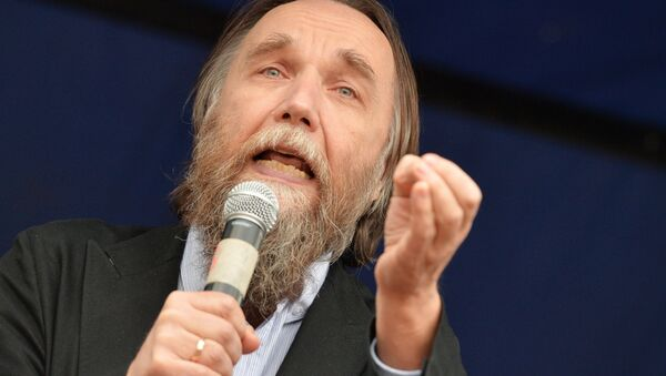 Alexander Dugin - Sputnik International