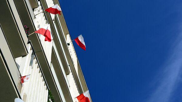 Polish flags - Sputnik International