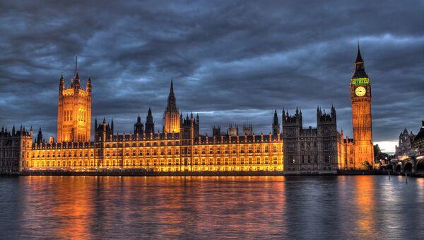 British Parliament and Big Ben - Sputnik International
