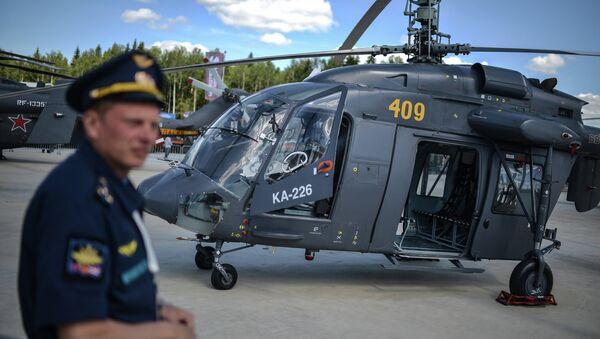 Ka-226 helicopter - Sputnik International