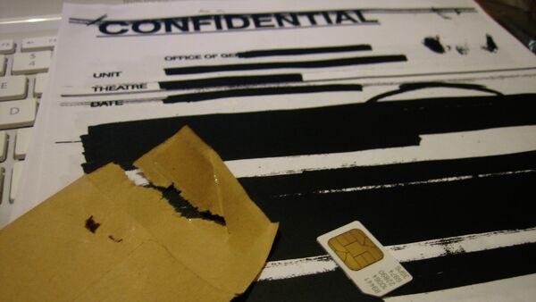 Russia Ranks 2nd in Confidential Info Leaks Worldwide - Sputnik International