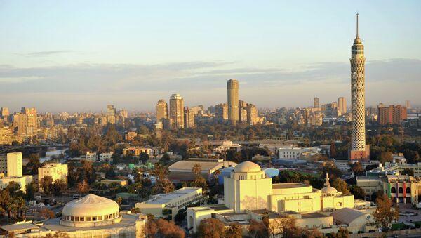 Morning view of Cairo. File photo - Sputnik International