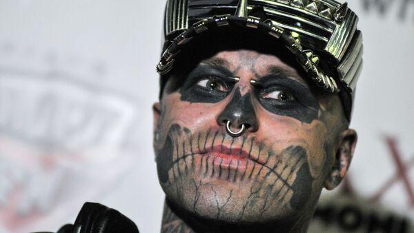 The Moscow Tattoo Show - Sputnik International