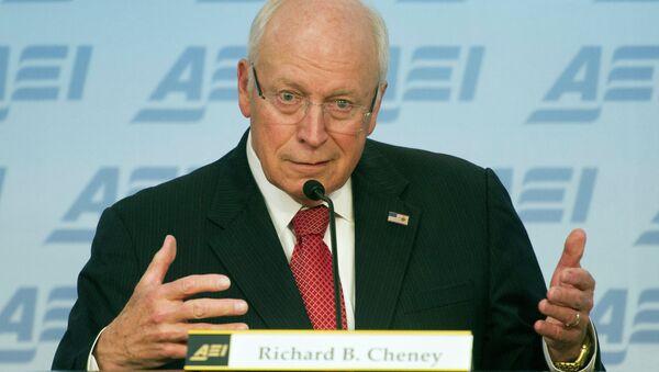 Former Vice President Dick Cheney speaks at the American Enterprise Institute in Washington, Wednesday, Sept. 10, 2014. - Sputnik International
