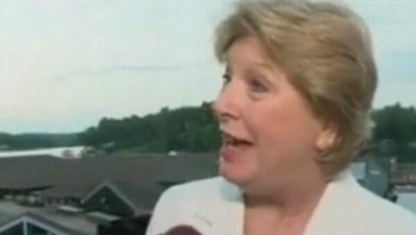 Woman Injured in Live TV Shooting Released From Hospital - Sputnik International