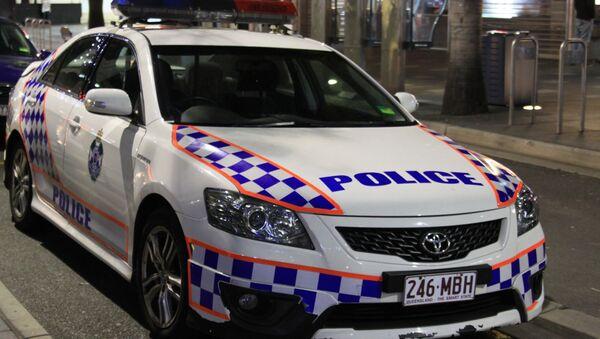 A police car in Gold Coast, Queensland, Australia - Sputnik International