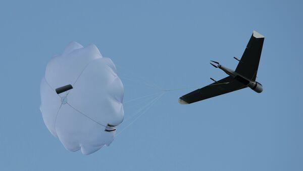 UAV demonstration flights in Moscow region - Sputnik International
