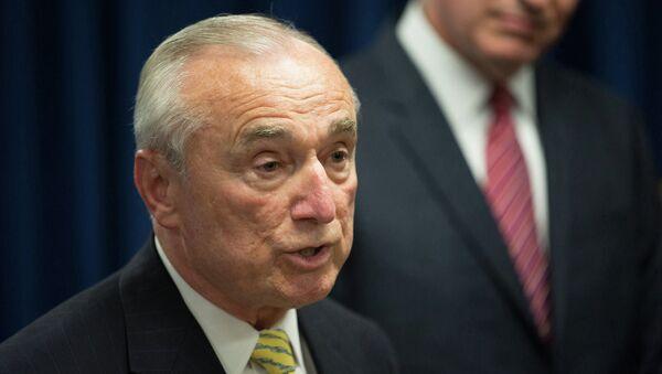 New York Police Commissioner Bill Bratton - Sputnik International