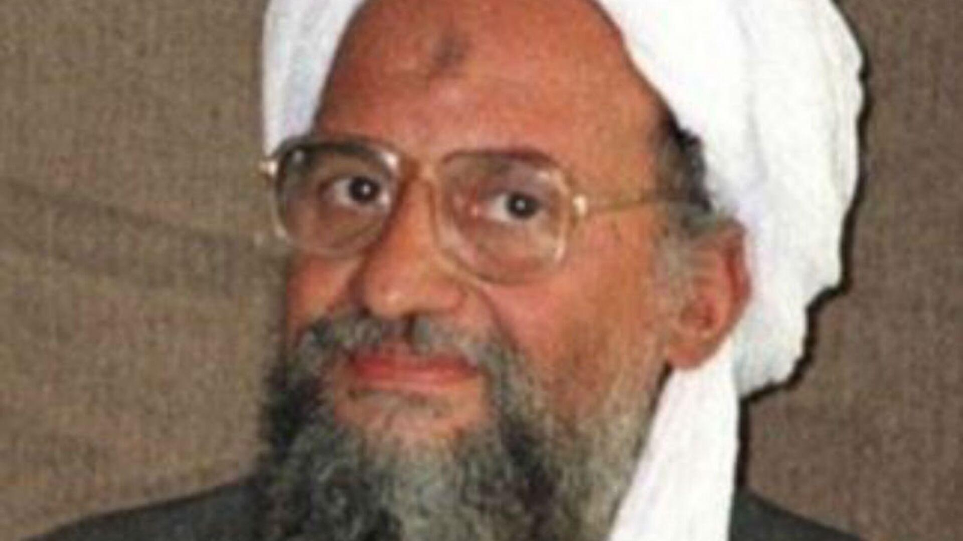 Leader of al-Qaeda, Ayman al-Zawahiri - Sputnik International, 1920, 13.09.2021