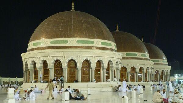 Masjid El Haram, Mecca - Sputnik International