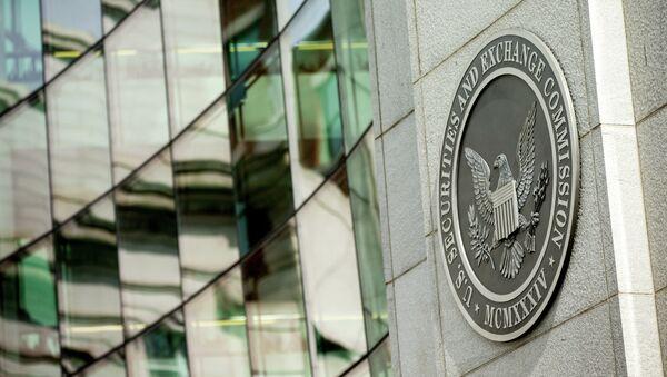U.S. Securities and Exchange Commission building, Friday, June 19, 2015, in Washington - Sputnik International