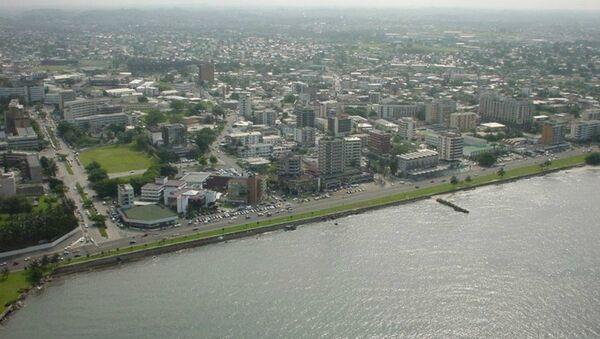 Libreville, Gabon - Sputnik International
