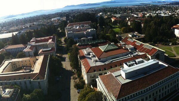 View of the University of California from the Sather Tower - Sputnik International