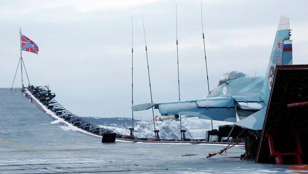 Admiral Kuznetsov aircraft carrier - Sputnik International