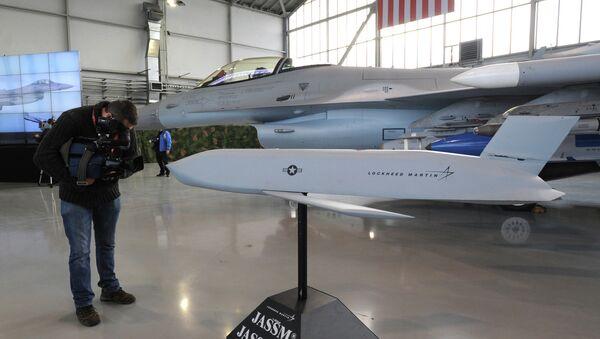 JASSM missile model - Sputnik International