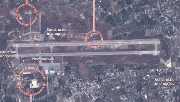 Stratfor's satellite imagery - Sputnik International