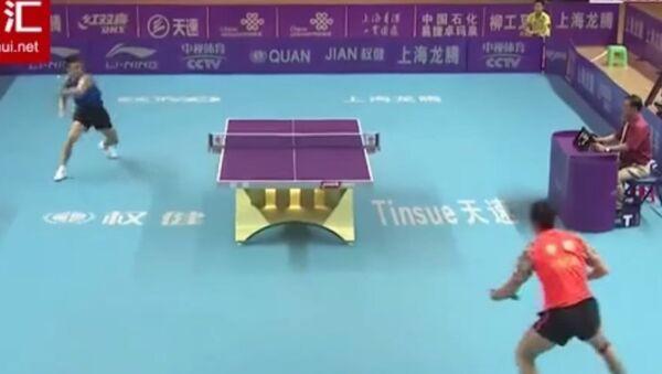 Best Table Tennis Ball Ever - Sputnik International