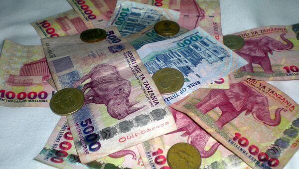 Tanzanian shillings - Sputnik International
