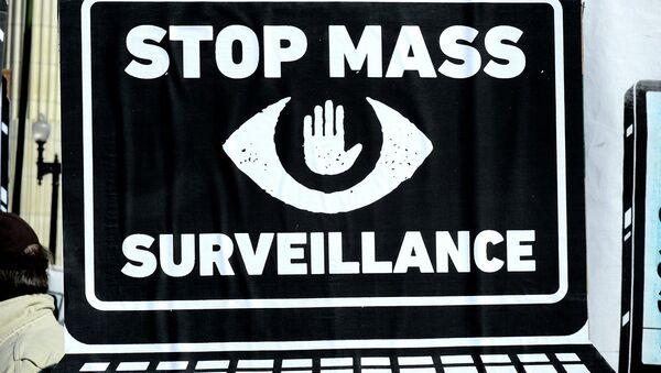 Mass surveillance - Sputnik International