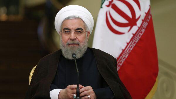 Iranian President Hassan Rouhani - Sputnik International
